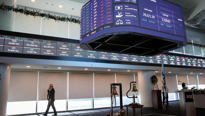 Филиппины закрыли финансовые рынки