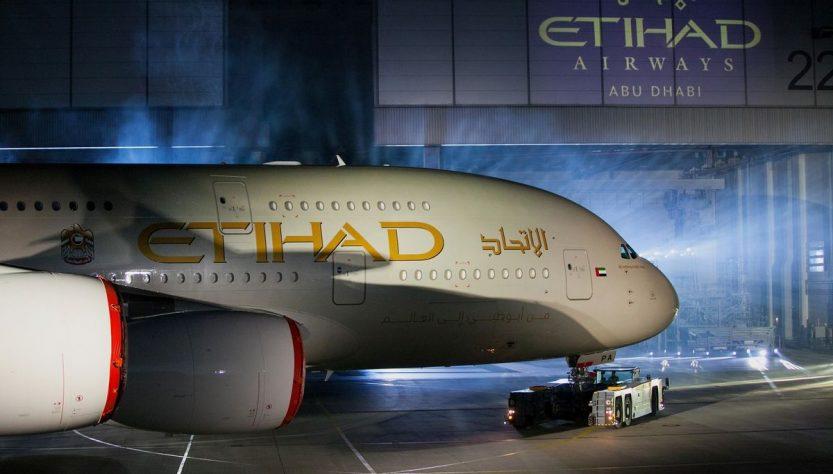 Авиакомпания Etihad Airways
