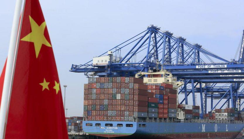 Китайские экспортеры
