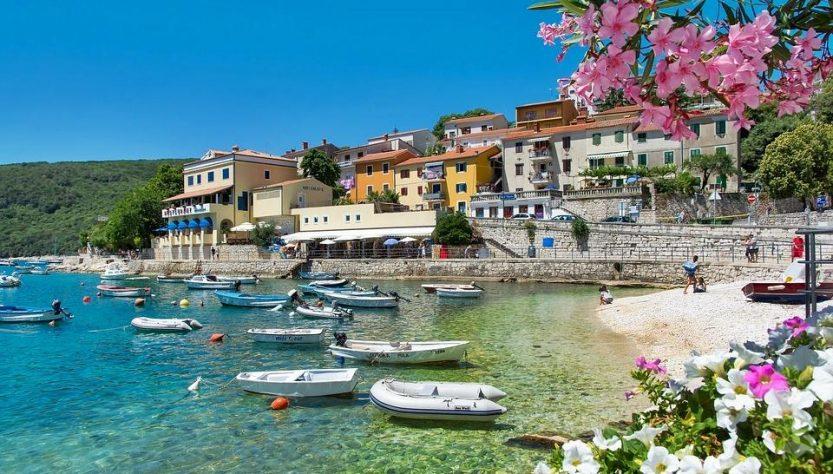 хорватия адриатическое побережье